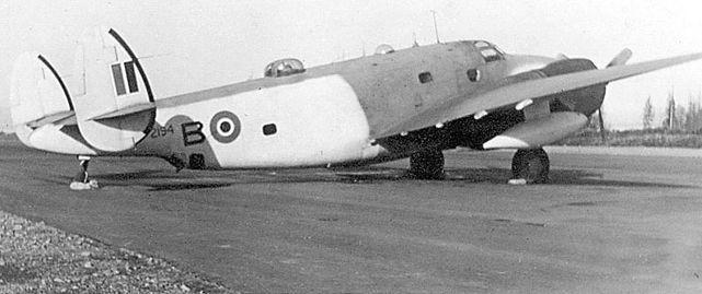 Lockheed ventura 2194 8 br squadron rcaf
