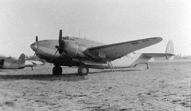 Lockheed ventura 2200