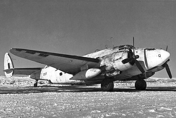 Lockheed ventura 2207