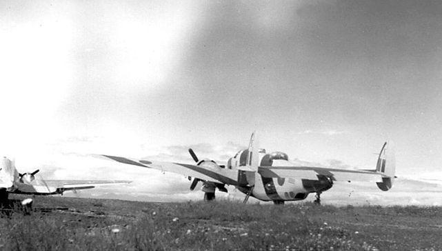 Lockheed ventura 2222 rcaf