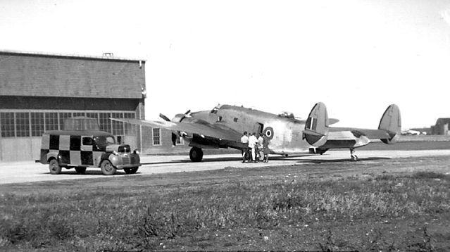 Lockheed ventura 2236 rcaf edmonton