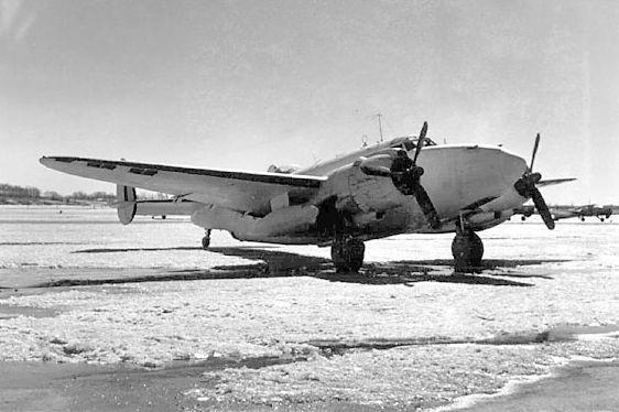 Lockheed ventura 2240 rcaf rockliffe