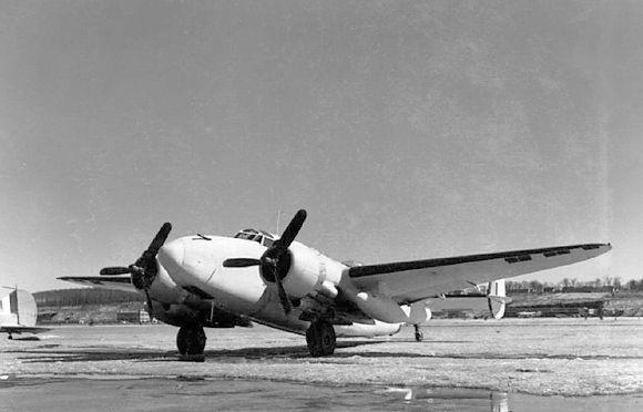 Lockheed ventura 2240