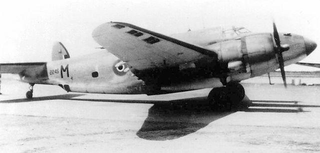 Lockheed ventura 2245 pennfield ridge
