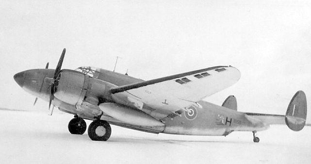 Lockheed ventura 2259 rcaf