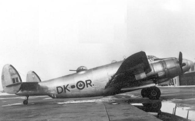Lockheed ventura 2263