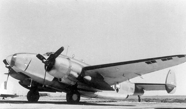 Lockheed ventura 2269 rcaf 1
