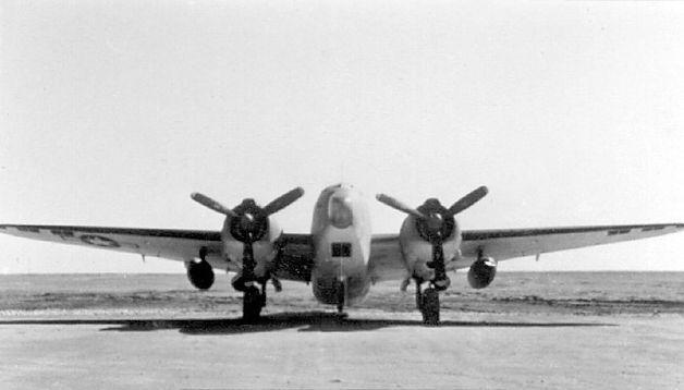 Lockheed ventura 2269 rcaf rivers