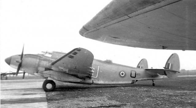 Lockheed ventura 2271 rcaf edmonton