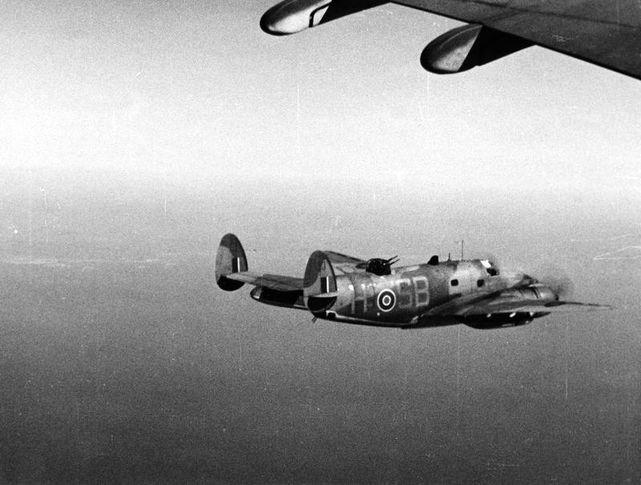 Lockheed ventura 464 sqn