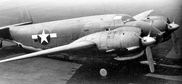 Lockheed ventura ae662