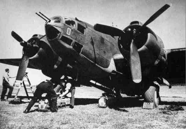 Lockheed ventura aj231