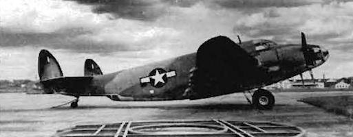Lockheed ventura aj311