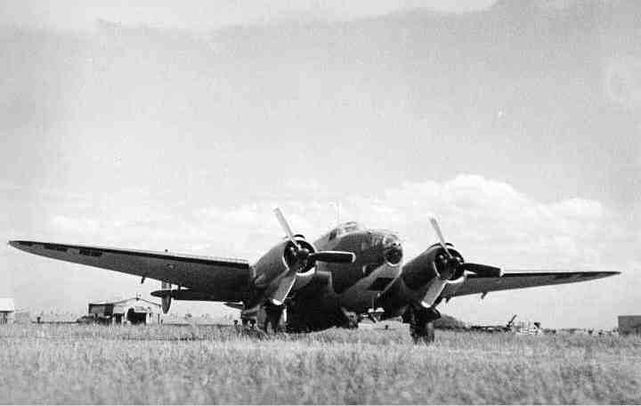 Lockheed ventura at feltwell