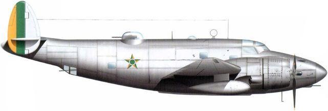 Lockheed ventura brazil