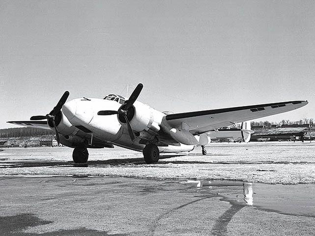 Lockheed ventura canada 1