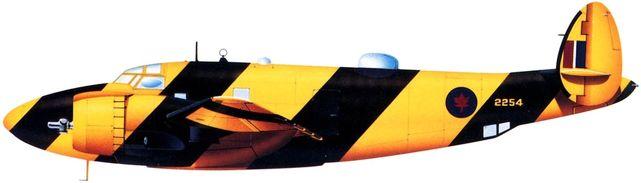 Lockheed ventura canada 2254