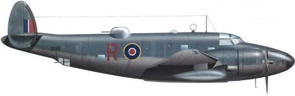 Lockheed ventura canada
