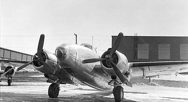 Lockheed ventura cf faw spartan air services