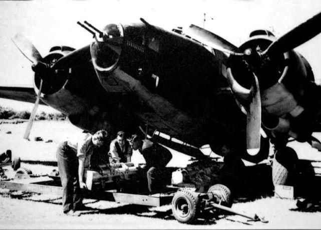 Lockheed ventura feltwell