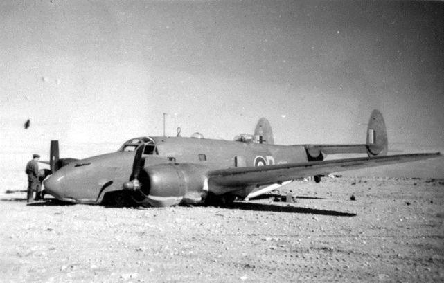 Lockheed ventura fp544 raaf 459 sqn