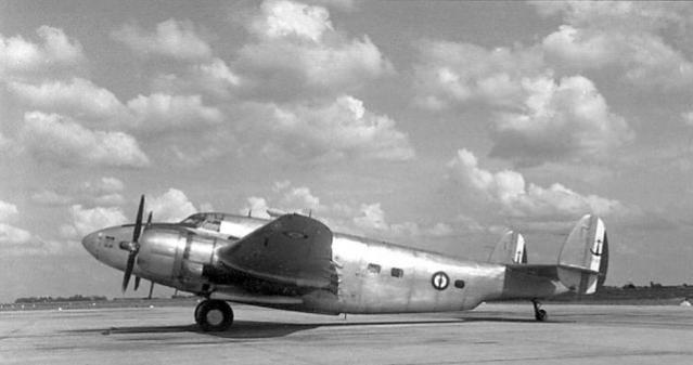 Lockheed ventura french