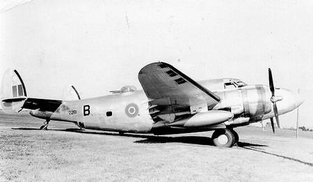 Lockheed ventura gr mk v