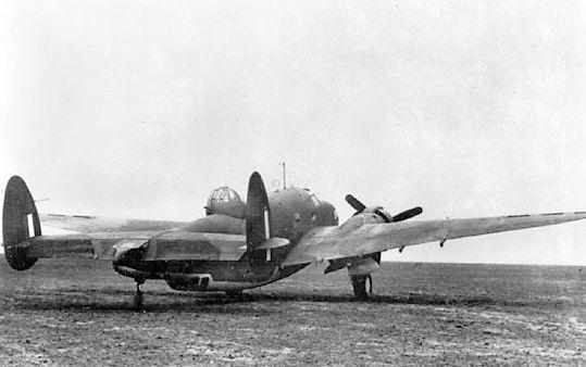 Lockheed ventura mk i ae 762