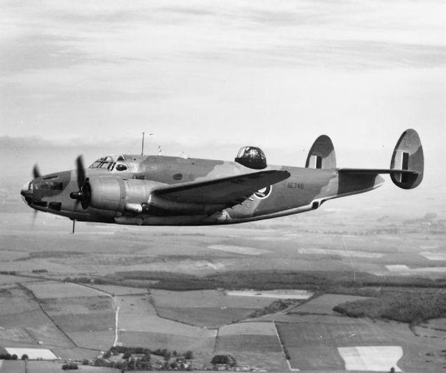 Lockheed ventura mk i