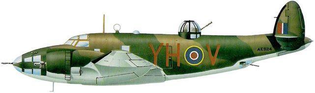 Lockheed ventura mk ii sqn 21