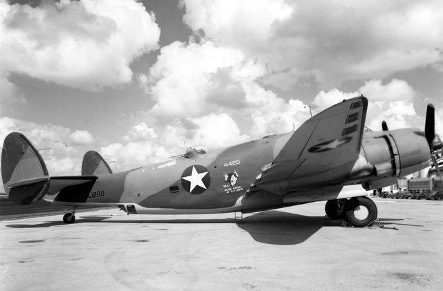 Lockheed ventura mk ii
