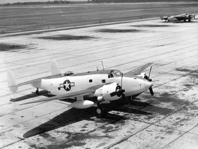 Lockheed ventura nas beaufort