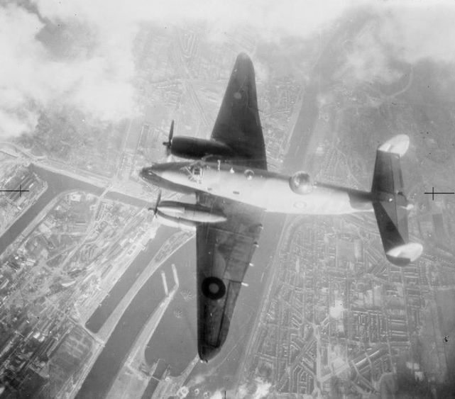 Lockheed ventura netherlands