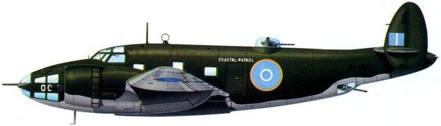 Lockheed ventura nz4600