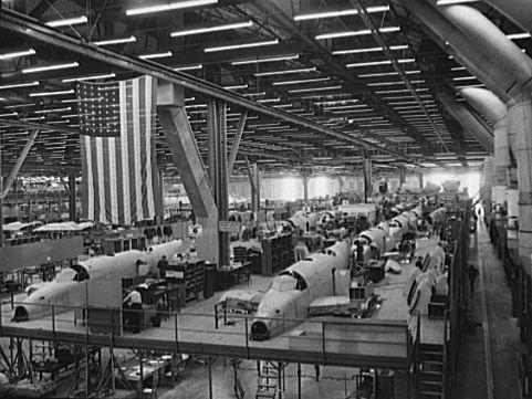 Lockheed ventura plant