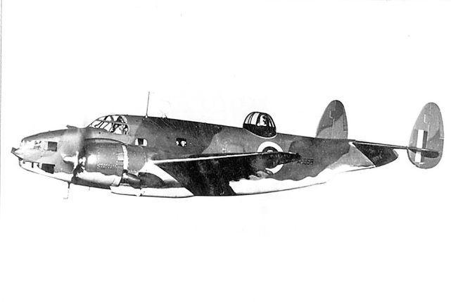 Lockheed ventura prototype ae658 pennfield ridge
