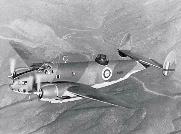 Lockheed ventura prototype ae658