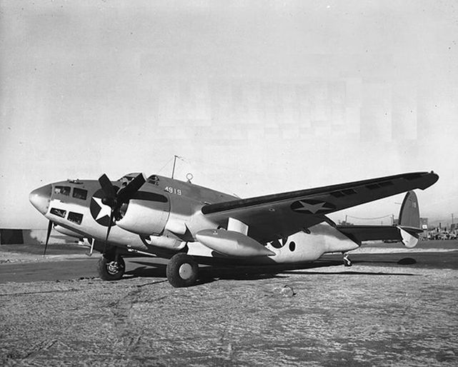 Lockheed ventura pv 1 4919