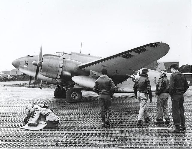 Lockheed ventura pv 1 5