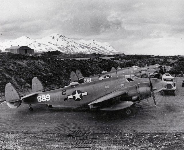 Lockheed ventura pv 1 889