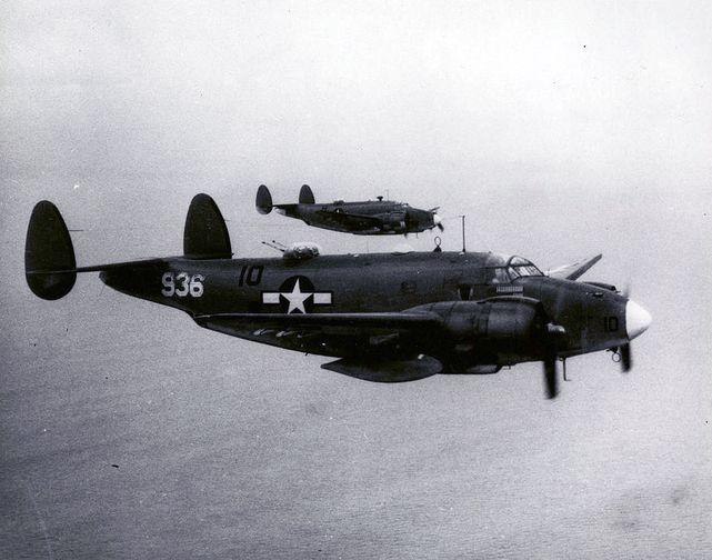 Lockheed ventura pv 1 936