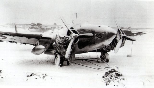 Lockheed ventura pv 1 attu