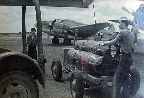 Lockheed ventura pv 1 brazil pici field