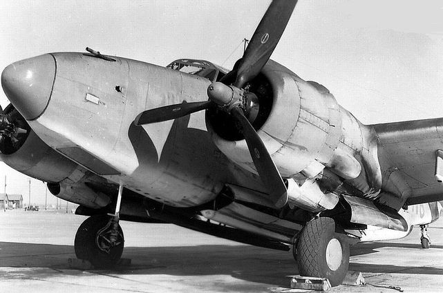 Lockheed ventura pv 1 california