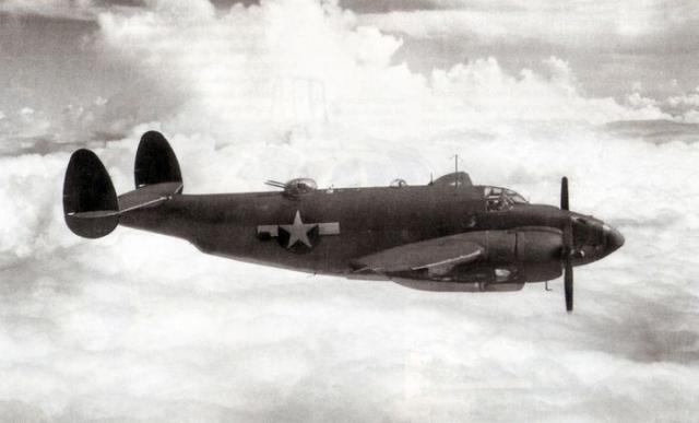 Lockheed ventura pv 1 lady luck vb 144
