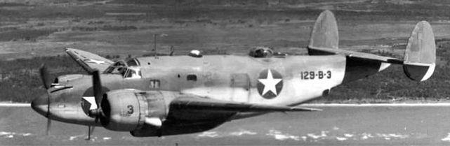 Lockheed ventura pv 1 vb 129