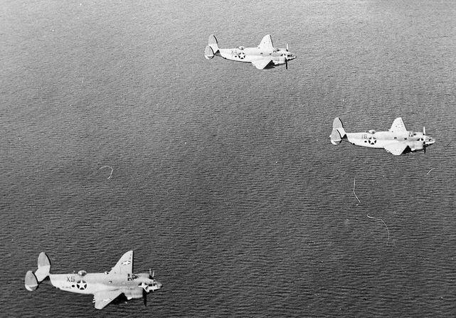Lockheed ventura pv 1 vb 135 x5
