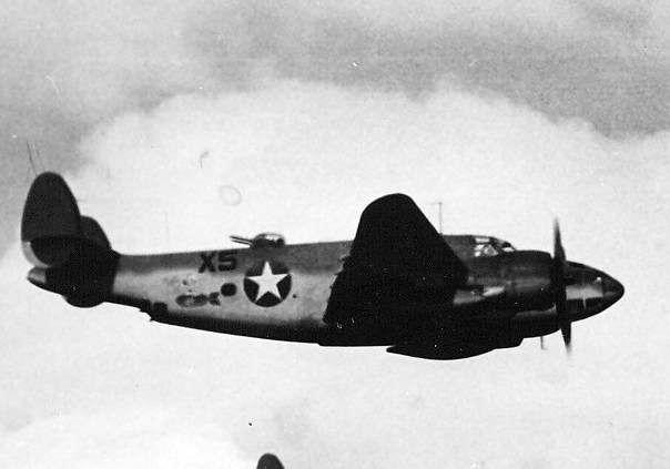 Lockheed ventura pv 1 vb 135