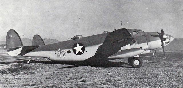 Lockheed ventura pv 1 vb 136