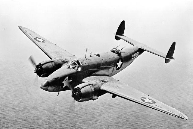 Lockheed ventura pv 1
